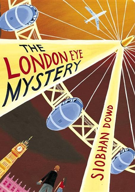 TeachingBooks.net | The London Eye Mystery